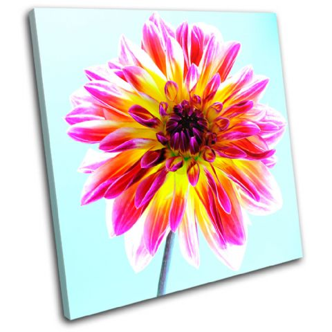 Abstract Flower Floral - 13-1328(00B)-SG11-LO